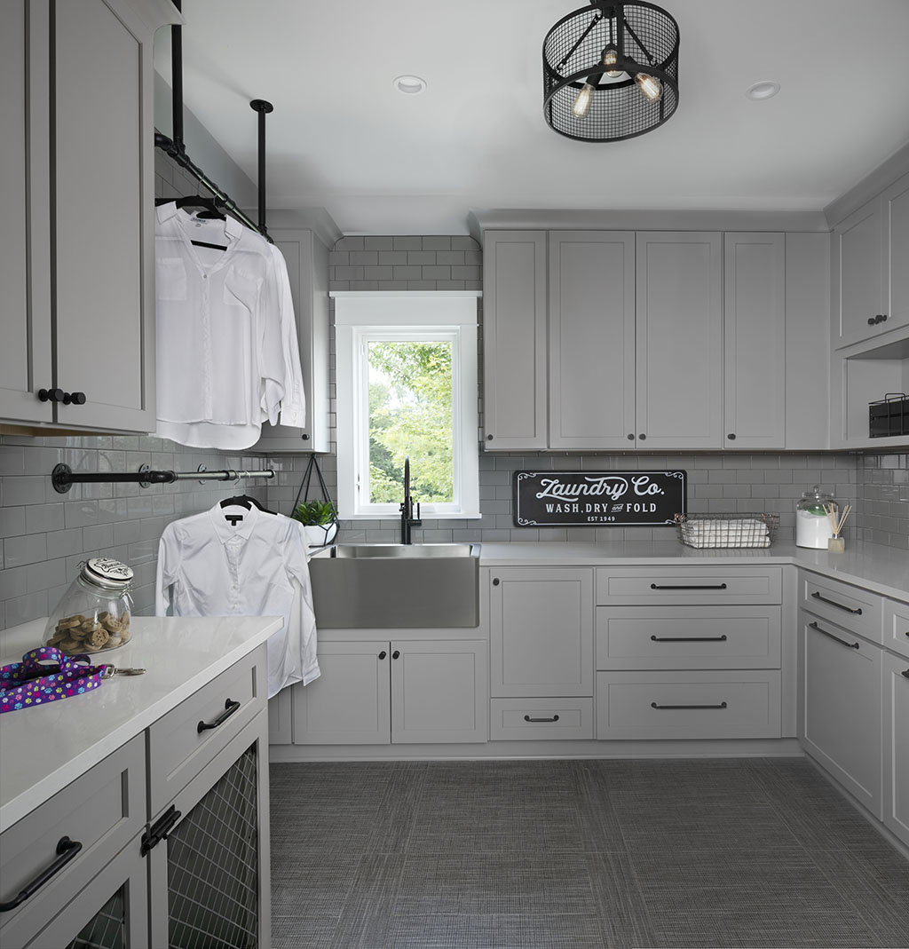 KSI--Transitional-Laundry Room_white cabinets
