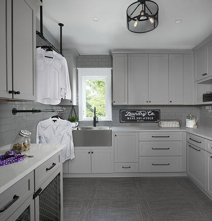 KSI Kitchen-Brooke Schall_Laundry Room_Dura Cabinet