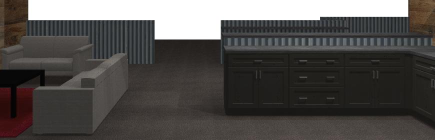 M1 concourse-KSI-kitchen-design-track view