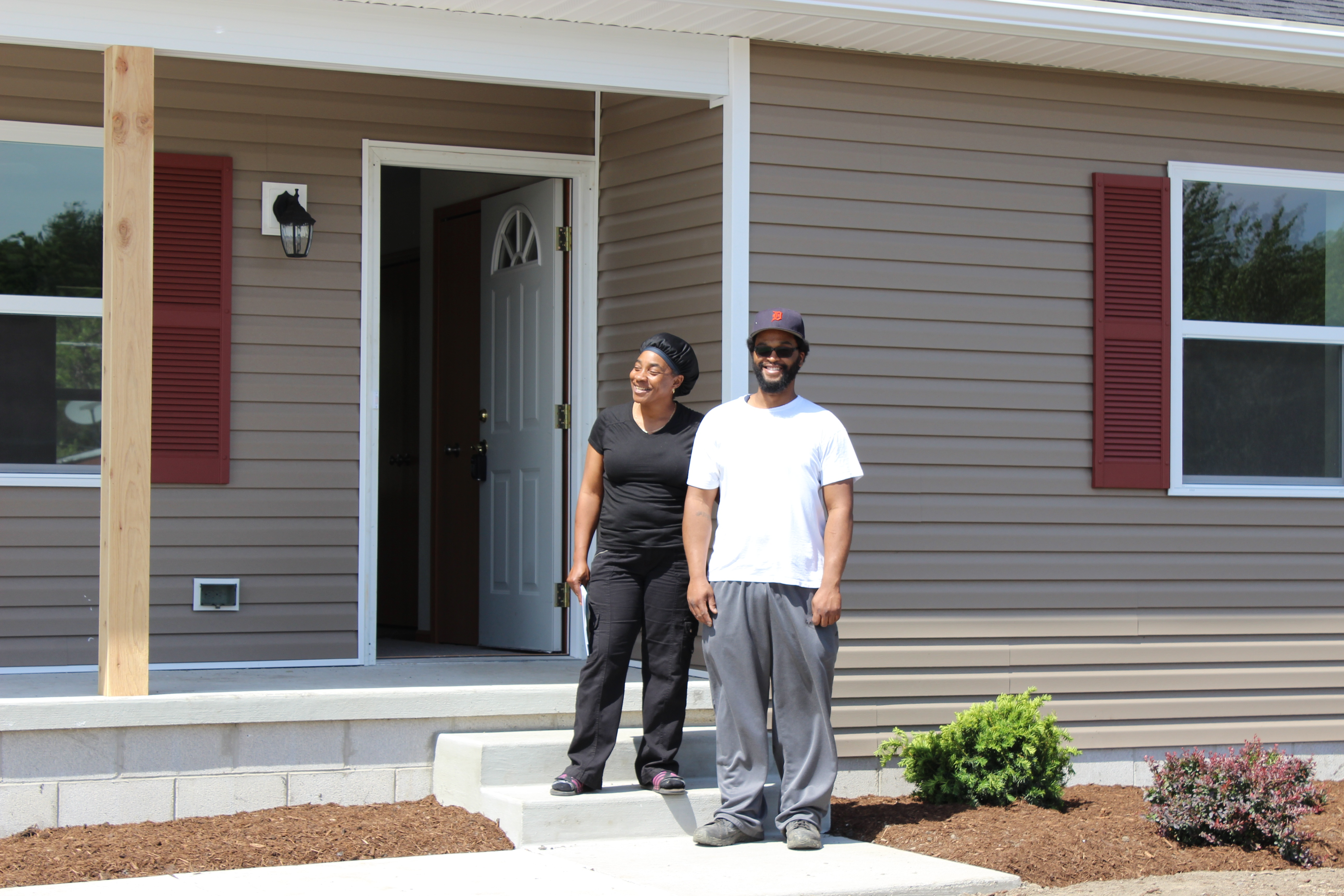 Habitat for Humanity Love and Adam Home