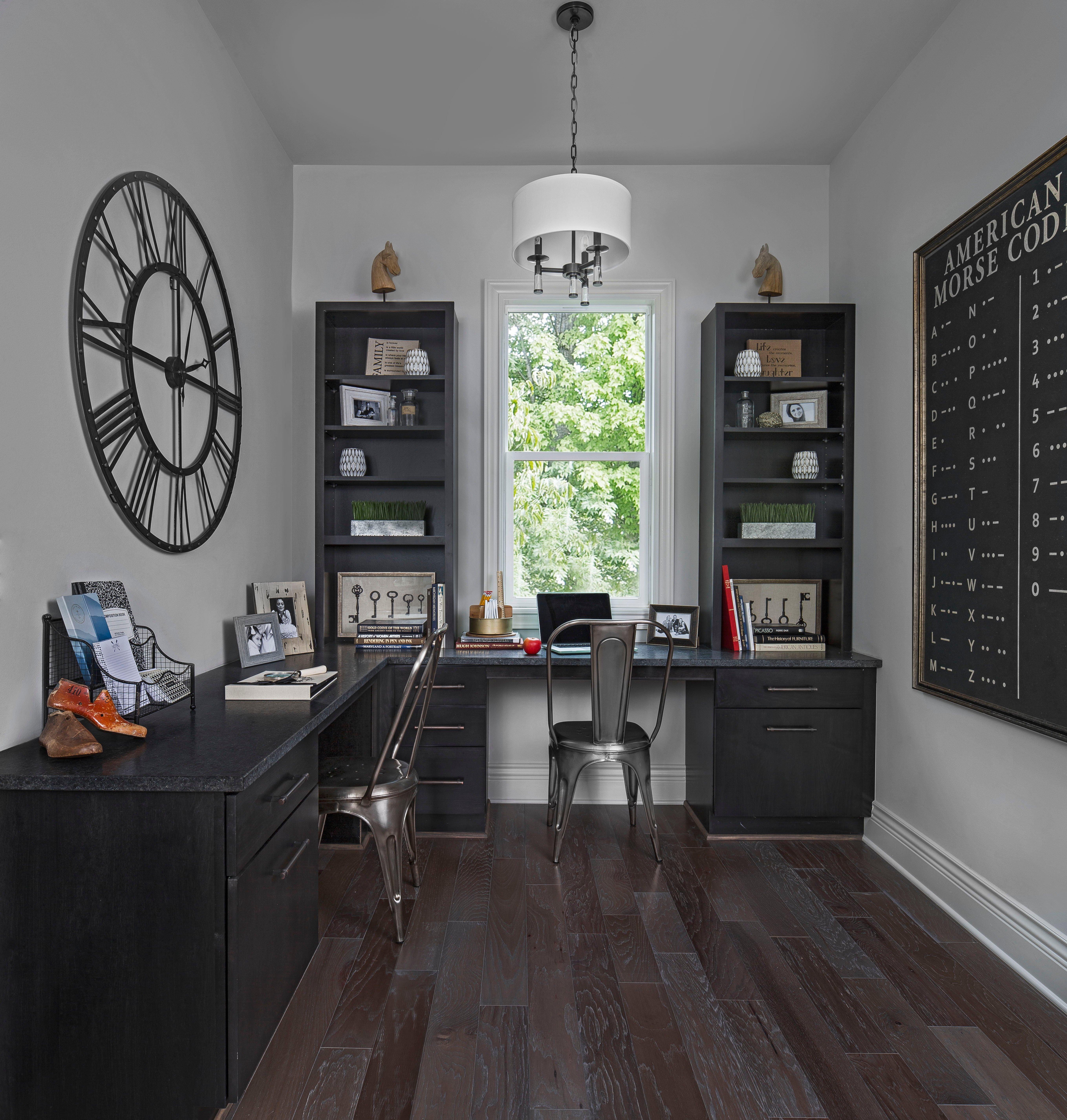 Home Office-KSI-Dura Supreme cabinetry