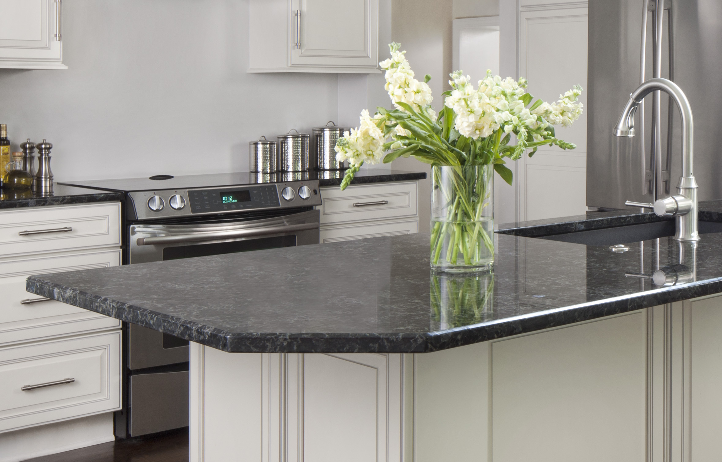 new countertop materials granite quartz is nonporous so it never needs to be sealed other countertop materials in comparison may require new protective top coat periodically countertop comparison which material should choose