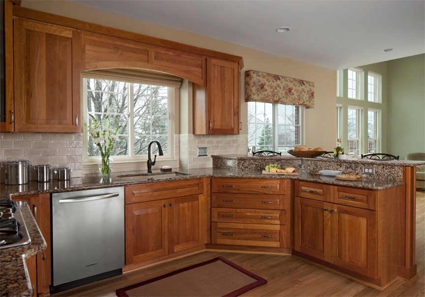 The Classic American Kitchen Design Ideas For A Country Kitchen